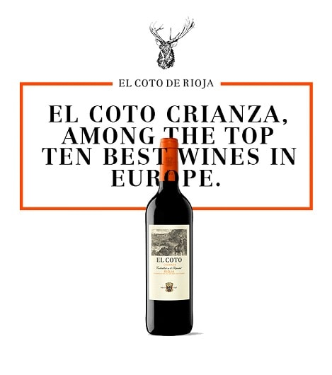 El Coto Crianza: Among the Top 10 Best Wines in Europe