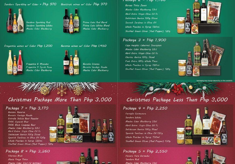 Barcino Christmas Catalogue 2016