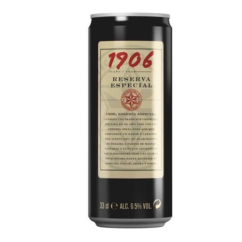 1906 Reserva Especial (33cl Can)