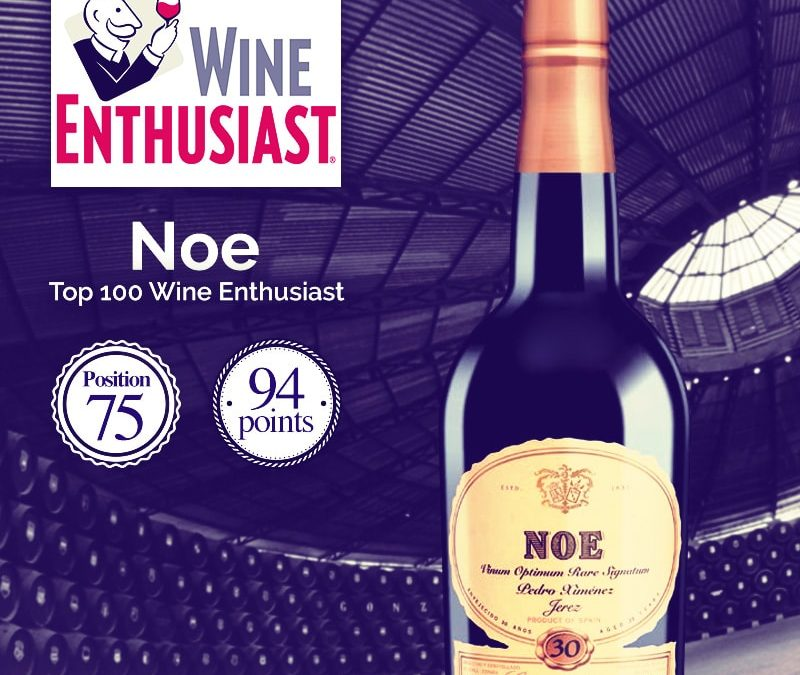 Noe: Top 100 by Wine Enthusiast