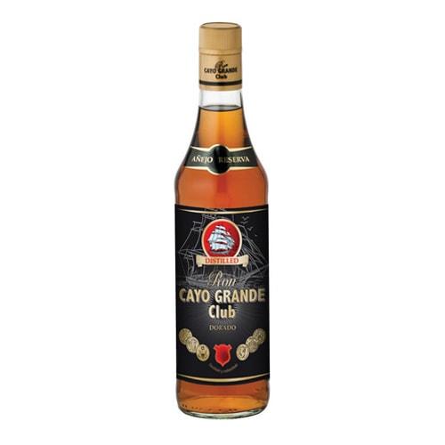 Rum Cayo Grande Anejo Reserva