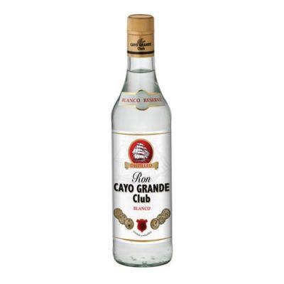 Rum Cayo Grande Blanco Reserva