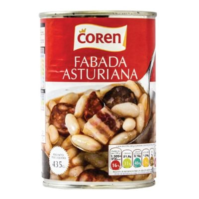 Fabada Beans Stew with Chorizo