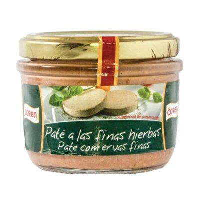 Fine Herbs Spread (Pate ala Finas Hierbas)