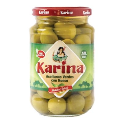 Karina Green Olives