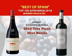 Borsao Tres Picos & Berola: Best of Spain